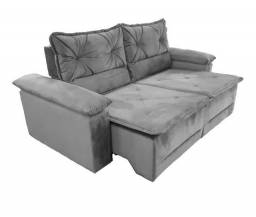 Sofa retratil e reclinavel saquarema HJK671