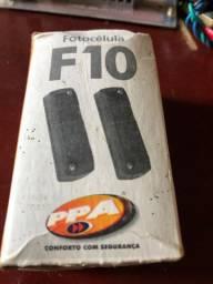 Fotocélulas PPA F10 para portao automático