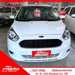 (FABÃO VEÍCULOS) Ford Ká SE 1.0 2018