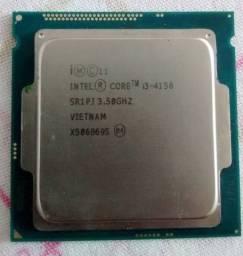 Processador I3 4150 3.5ghz 1150 Quarta Geração