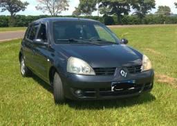Clio 2006 1.6 flex Completo