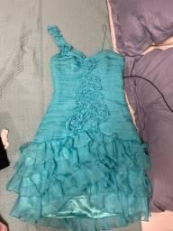 Título do anúncio: Vestido de festa 38 300,00