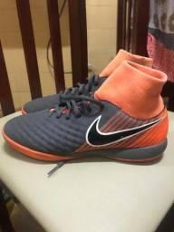 Chuteira Nike Macistax Futsal cano Alto original