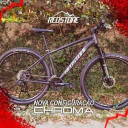 Bicicleta aro 29 Redstone 24v Tam 17 oportunidade