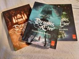Box Trilogia - Os Dragões de Éter