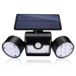 Refletor de LED Movido a Luz Solar 6000 ?