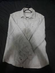 Título do anúncio: Camisa social ellus M