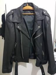 Jaqueta de couro legitimo Harley Davidson