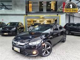 Honda Civic 2018 2.0 16v flexone ex 4p cvt