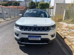 Jeep Compass  limited ano 2021/2021