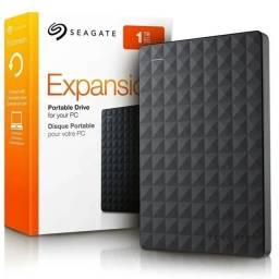 "Hd Externo de 1tb Seagate Expansion 2.5"" Usb 3.0"