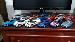 Título do anúncio: Miniaturas de carro
