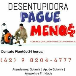 Título do anúncio: Desentupidora, ( BOA TARDE).