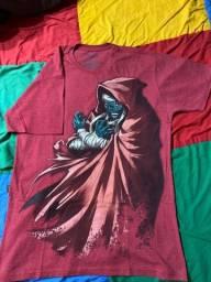Camisetas de personagens
