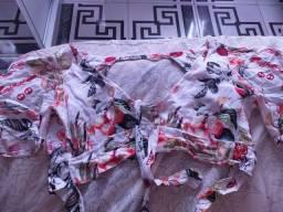 Vendo lote de roupas novas e semi novas