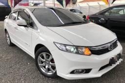 Título do anúncio: Honda Civic 1.8 EXS 16V FLEX 4P AUTOMÁTICO