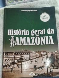 História geral da Amazônia
