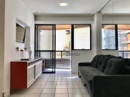 Ed. New Orleans. Apartamento com 2 dormitórios para alugar, 75 m² por R$ 2.300/mês - Ponta