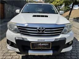Toyota Hilux sw4 2014 3.0 srv 4x4 16v turbo intercooler diesel 4p automático