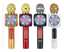 Microfone sem fio bluetooth