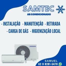 Título do anúncio: Instalação de Ar Condicionado