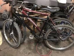 Vendo essa bike preta