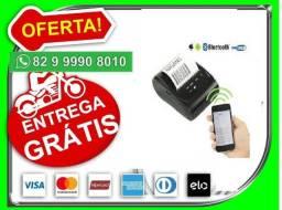 Com.a..Entrega.Gratis-Impressora Termica Bluetooth Portátil Celular E Pc Android