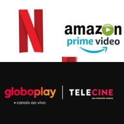 Globoplay Disney Netflix