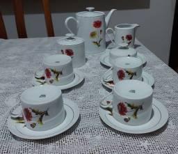 Aparelho de chá