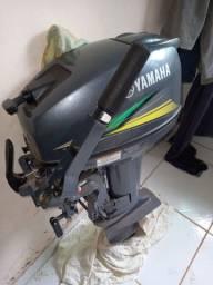 Motor yamaha 15 novo