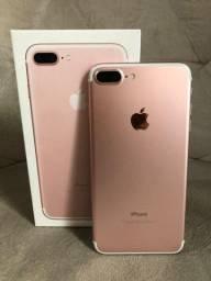 iPhone 7 plus 32 ( impecável )
