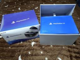 Título do anúncio: VR PS4 + Câmera + Kit Move VR + Jogo Resident Evil Biohazard