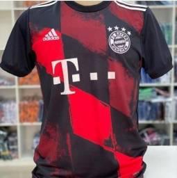 Camisas de times brasileiros e europeus diretamente da loja