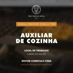 Título do anúncio: Auxiliar de Cozinha - Caxias do Sul