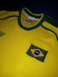 Camisa Brasil Pênalty 1998