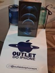 IPhone 12 PRO MAX 128GB ( LACRADO ) - Garantia de 1 ano pela Apple
