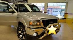 Ford Ranger 2005 XLS Cabine Dupla 4x4 180.000km - Impecável