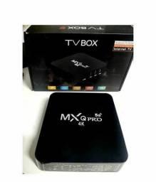 TV box 4k _varejo e atacado entrega a domicílio Jp e região