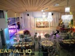 Título do anúncio: Salão de Festas CARVALHO RECEPÇÕES