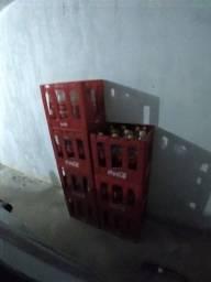 Foi vendido ad garrafas so tem as caixas
