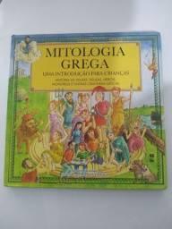 Livro mitologia grega uma introdução para crianças