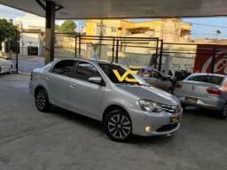 Toyota Etios Sedan Platinum 1.5 16v Flex - Manual