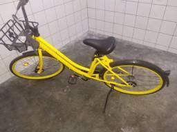 Bicicleta Aro 26 - Yellow