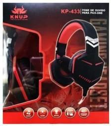 Título do anúncio: Headset Gamer Para Ps4 Xbox