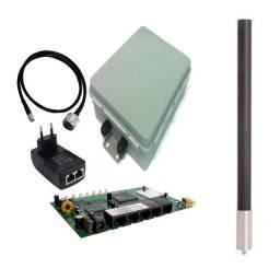 Roteador modem wifi antena provedor de internete