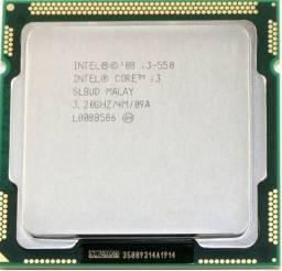 Processador Intel Core i3-550