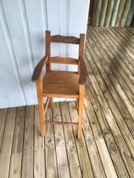Cadeiras para crianças