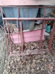 Janelas 2 de banheiro e uma normal para casa de madeira