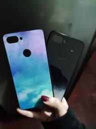 Título do anúncio: Vendo capinhas usadas - Xiaomi Mi 8 Lite