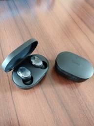 Fone Original Xiaomi Bluetooth Air Dots S/ Fio lacrado + Brinde